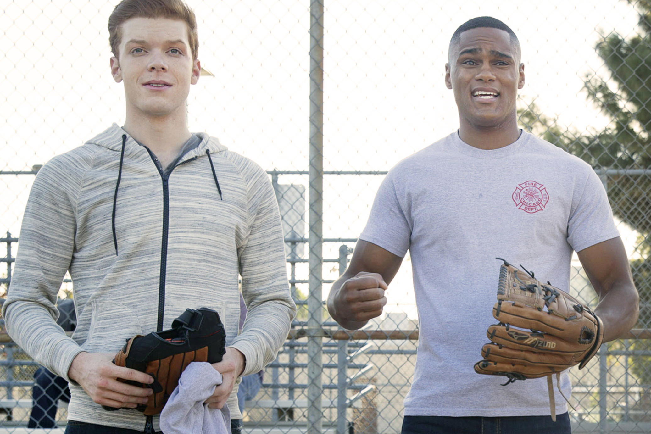 Cameron Monaghan as Ian Gallagher in Shameless (Season 6, episode 5) - Photo: Patrick Wymore/SHOWTIME - Photo ID: shameless_605_0022