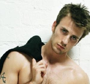 Chirs Evans(クリス・エヴァンス)の弟はイケメン俳優でゲイ