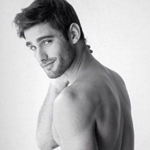 Ricardo Baldin ブラジル生まれのイタリア人スーパーモデル