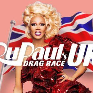 ルポールのドラッグレース UK